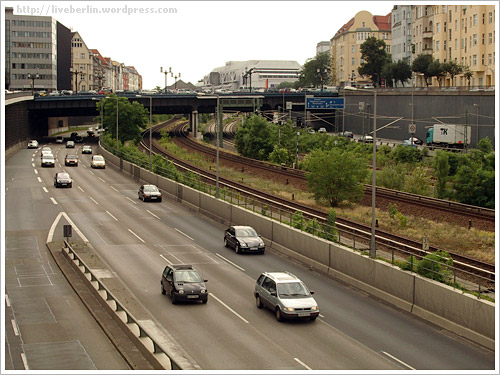 Berlin Stadtautobahn A100