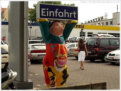 Berlin bear