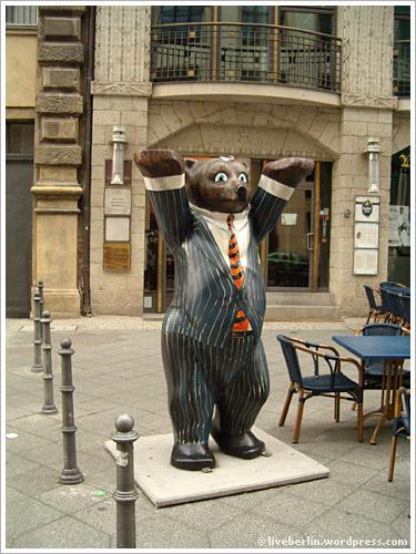 Berlin's Bear