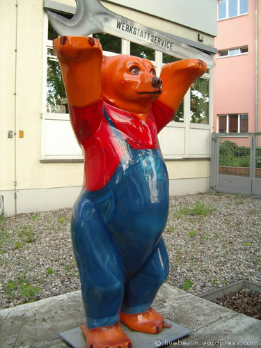 Berlin\'s bear