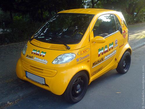 LiveBerlin - Yellow Smart
