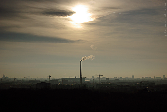 Industrial Landscape of Berlin