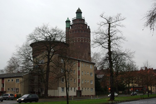 Tower in Berlin-Spandau
