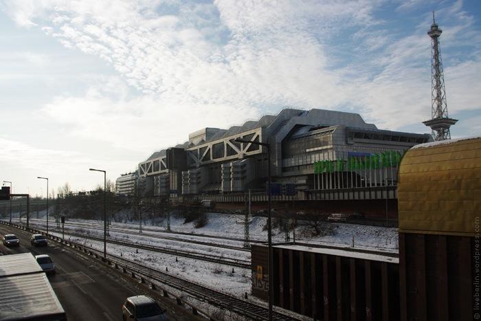 Berlin Messe - a famous exhibition center
