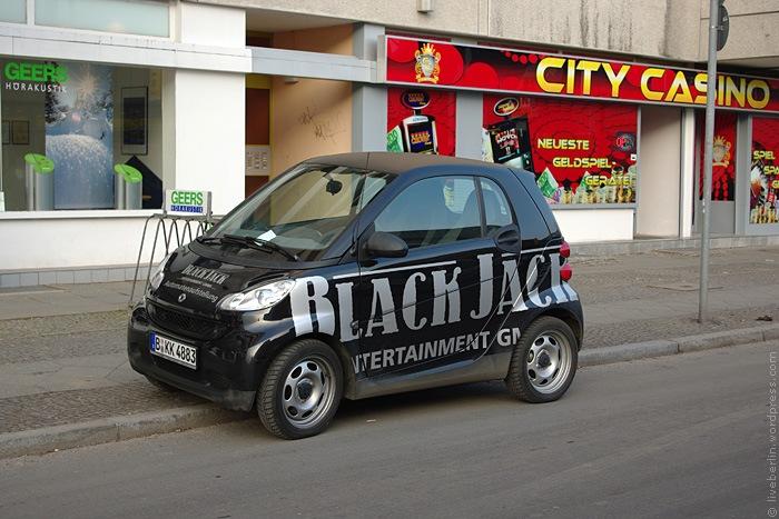 Black Smart Fortwo